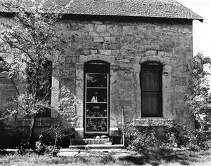 Primary view of object titled '[Fort Richardson Superintendent's House]'.
