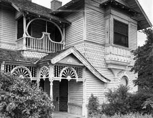 Primary view of object titled '[D.J. Brown House]'.