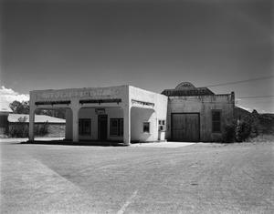 Primary view of object titled '[Fort Davis Auto Company]'.