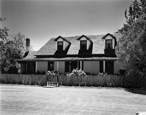 Primary view of object titled '[Stewart Residence]'.