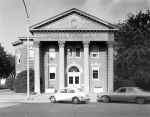 Primary view of object titled '[Andrew Carnegie Library]'.
