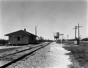 Primary view of object titled '[Barnhart Depot]'.