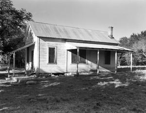 Primary view of object titled '[Welfare School]'.