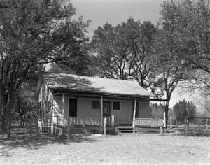 Primary view of object titled '[James Summer Home]'.