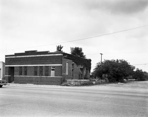 Primary view of [Midland Administration Building, (South elevation)]