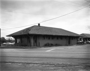 Primary view of object titled '[Southern Pacific Depot]'.