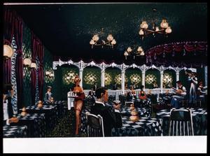 Primary view of Restaurant interior
