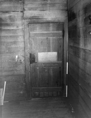 Primary view of object titled '[Old Garrett House]'.
