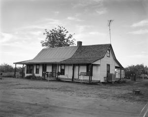 Primary view of object titled '[John Brown House, (Northwest)]'.