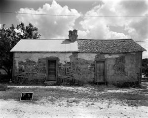 Primary view of object titled '[Palisado House, (Southwest elevation)]'.