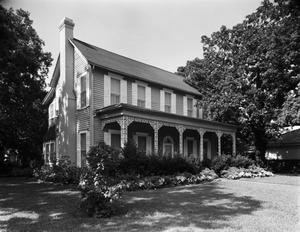 Primary view of object titled '[J.M. Early House]'.