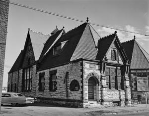 Primary view of object titled '[Old First Presbyterian Church]'.