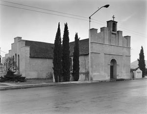 Primary view of object titled '[Saint Joseph's Catholic Church]'.