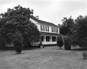 Primary view of object titled '[Roy Waldrop House]'.