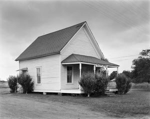 Primary view of object titled '[Wheelock Post Office]'.