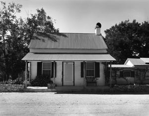 Primary view of object titled '[The Wendel House]'.