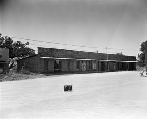 Primary view of object titled '[Community Centre Complex, (Southeast oblique)]'.