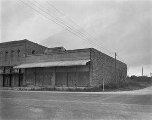 Primary view of object titled '[Carr Drug Store, (West)]'.