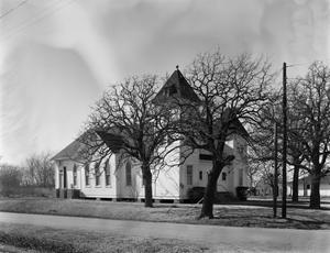 Primary view of object titled '[Independent Missionary Baptist Church]'.