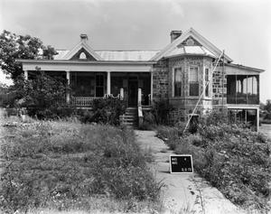 Primary view of object titled '[Hamilton House, (South elevation)]'.
