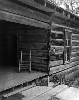 Primary view of object titled '[Hoyle Cabin]'.