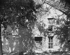 Primary view of object titled '[Butterfield Stage Station, (West facade)]'.