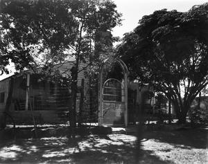 Primary view of object titled '[W.F. Cowan House, (South)]'.