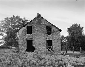 Primary view of object titled '[Tom Brown House, (North elevation)]'.