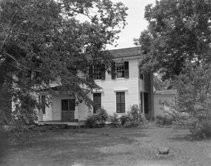 Primary view of object titled '[Sublett House]'.