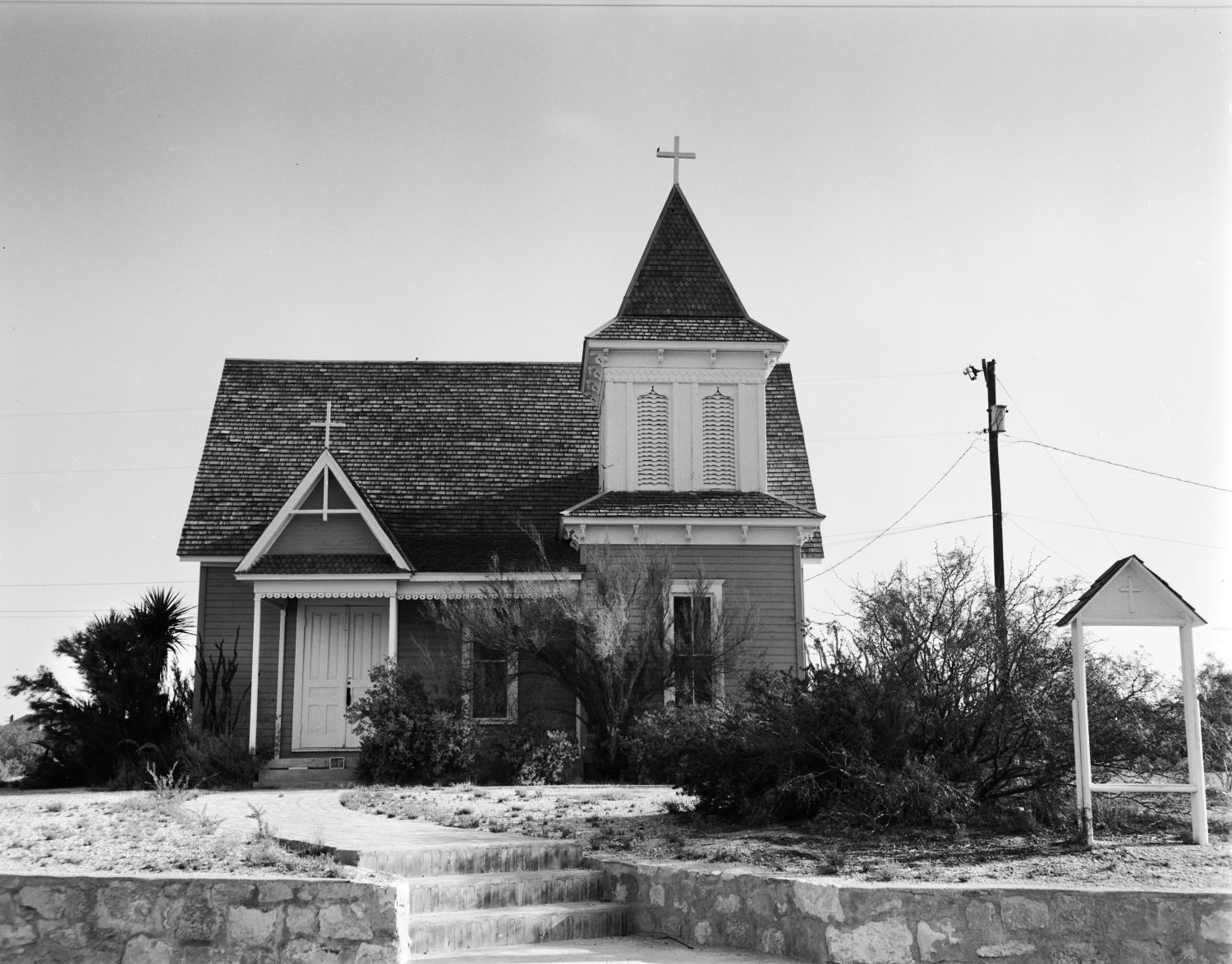 [Saint Stephen's Episcopal Church, (South elevation)]                                                                                                      [Sequence #]: 1 of 1