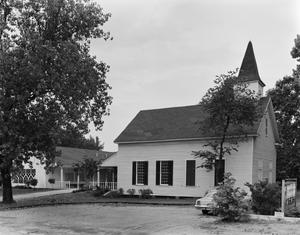 Primary view of object titled '[Coldsprings Methodist Church]'.
