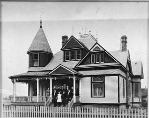 Primary view of object titled '[L.T. Lester House]'.