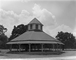 Primary view of object titled '[Joseph E. Johnson Pavilion]'.