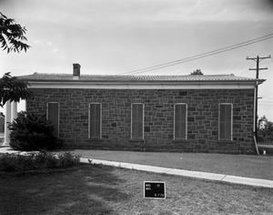 Primary view of object titled '[First Christian Church, (South elevation)]'.