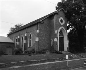 Primary view of object titled '[Christ Episcopal Church]'.