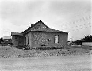 Primary view of object titled '[First School (1883)]'.