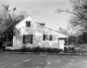 Primary view of object titled '[F.J. Keller House]'.