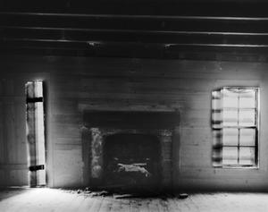 Primary view of object titled '[Oliphant House, (East room, first floor fireplace)]'.