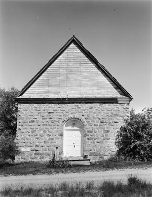 Primary view of object titled '[Whitt Community Church]'.
