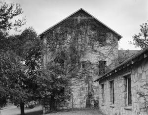 Primary view of object titled '[Glen Rose Mill (Barnard Mill)]'.