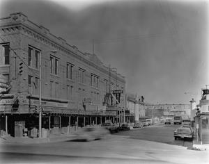Primary view of object titled '[Fort Worth Stockyards Historic District]'.