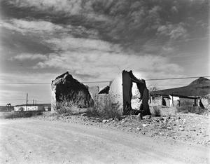 Primary view of object titled '[Ruins]'.