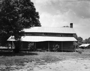Primary view of object titled '[Oliphant House, (Main (south) facade)]'.