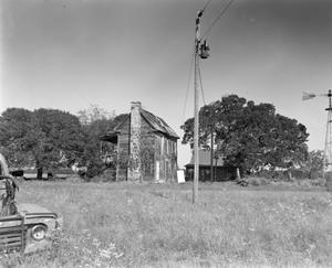 Primary view of object titled '[Ed Smith House, (Northeast)]'.