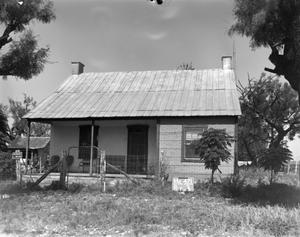 Primary view of object titled '[Haby House]'.