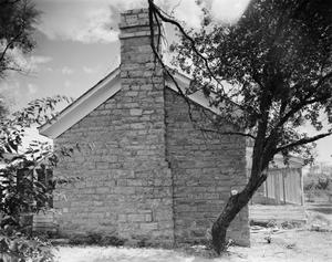 Primary view of object titled '[A.A. Clark House, (North elevation)]'.
