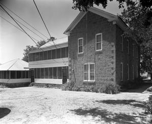 Primary view of object titled '[Glady Smith House, (Southeast oblique)]'.