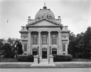 Primary view of object titled '[Luther Memorial Methodist Church]'.