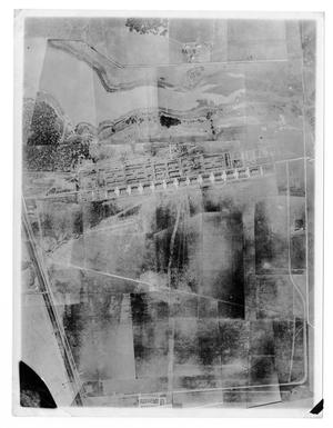 Primary view of object titled '[Aerial View of Love Field]'.