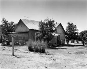Primary view of object titled '[F.W. Young Store, (West elevation)]'.